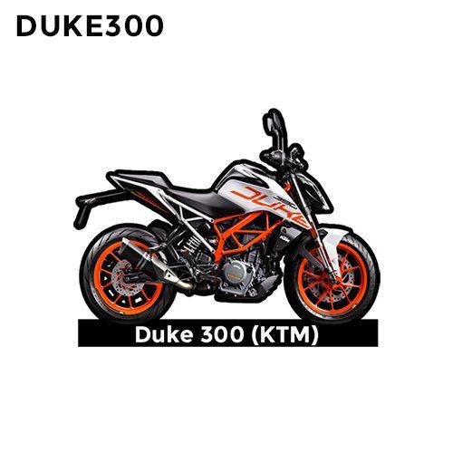 KTM Duke 300 CC