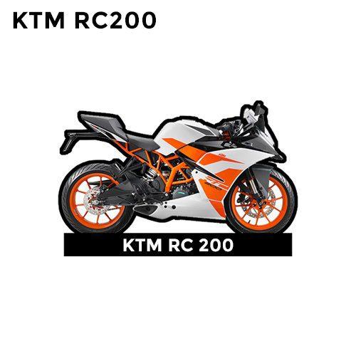 Ktm Rc 200 CC