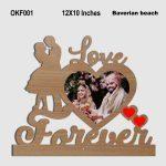 Love Forever OKF001 Baverian Beach