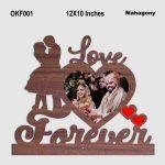 Love Forever OKF001 Mahagony