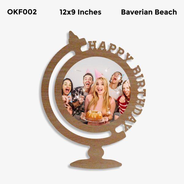Happy BIrthday OKF002 Baverian Beach