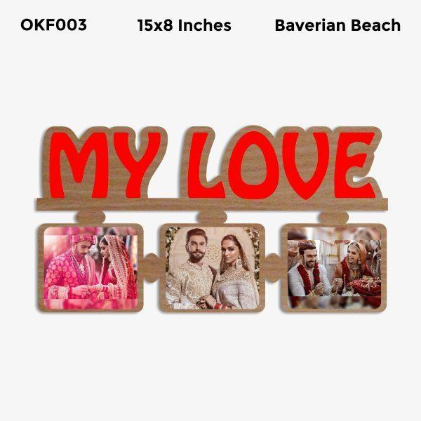 My Love OKF003