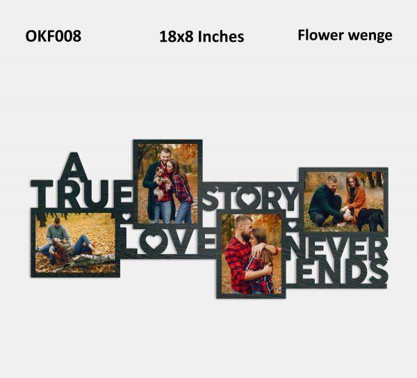 True Love Story Never Ends OKF008