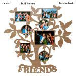 Best Friends Tree Frame OKF017