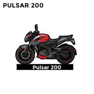 Pulsar 200 CC