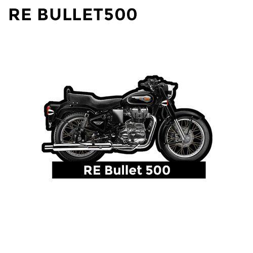 RE Bullet 500 CC