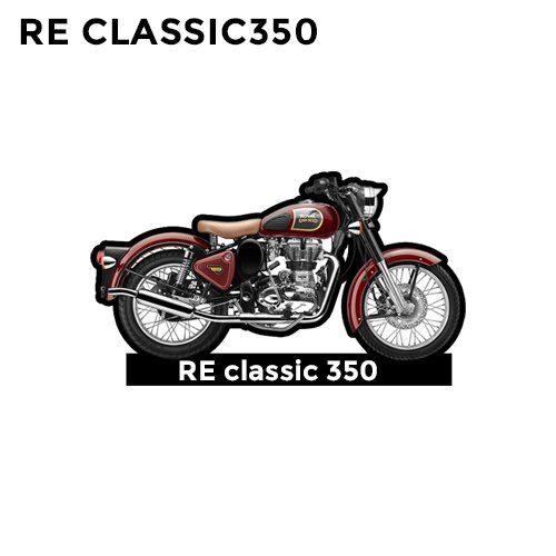 RE Classic 350 CC