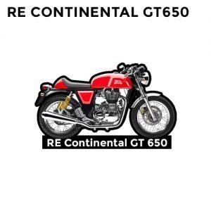 Buy RE Continental GT 535 CC