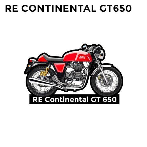 RE Continental GT 535 CC