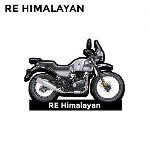 Buy RE Himalayan 400 CC