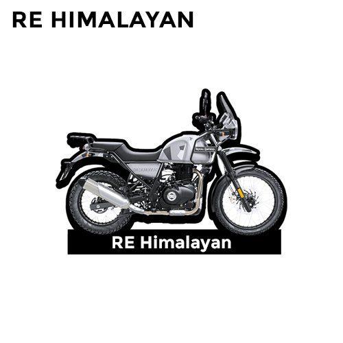 RE Himalayan 400 CC
