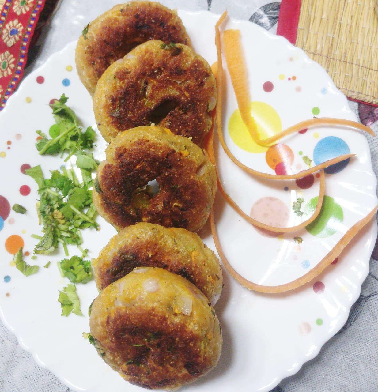 Best instant medu vada bread recipe