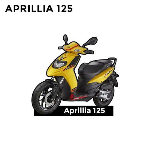 Aprillia 125 CC