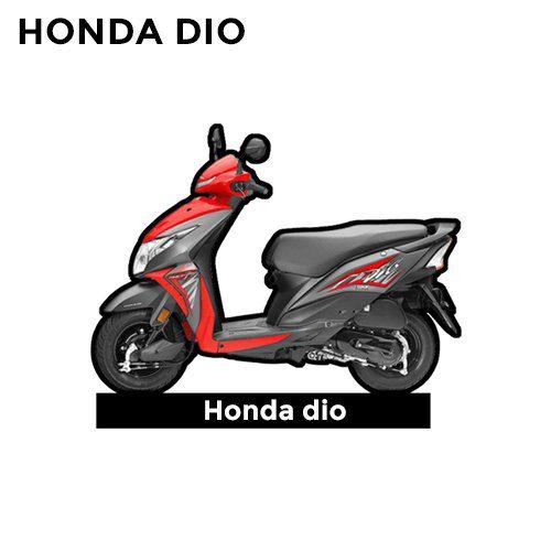 Honda Dio 110 CC