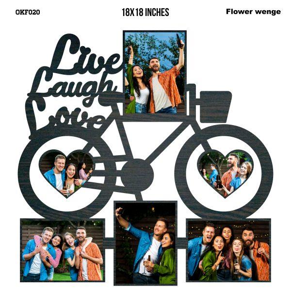Live Love Laugh OKF020