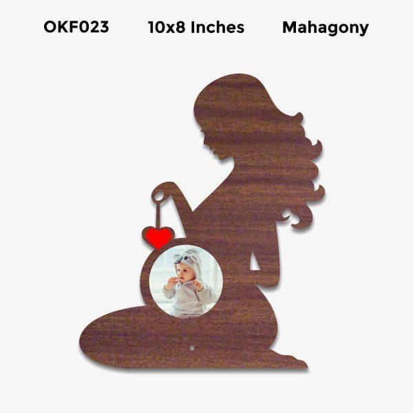 Pregnancy Photo Frame OKF23