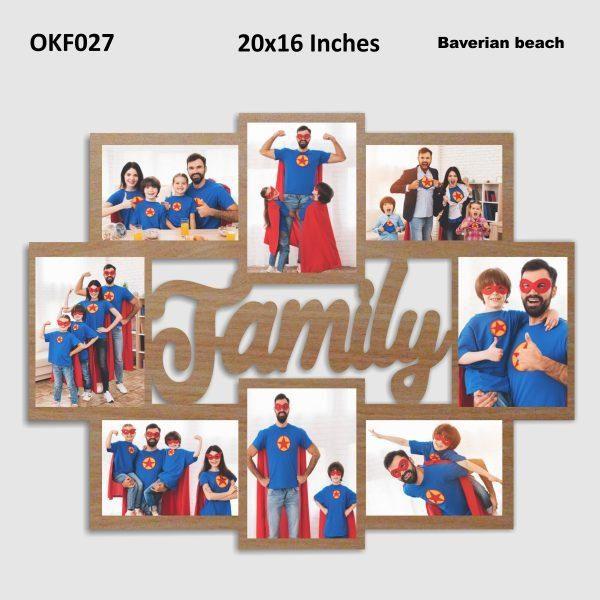 Family Photo Frame OKF27