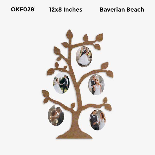 Tree Photo Frame OKF28