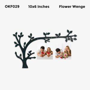 Best Personalized Tree Photo Frame OKF029