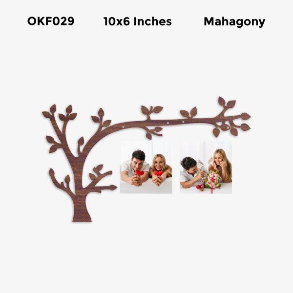 Tree Photo Frame OKF029