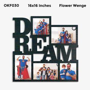 Best Personalized Dream Photo Frame OKF030