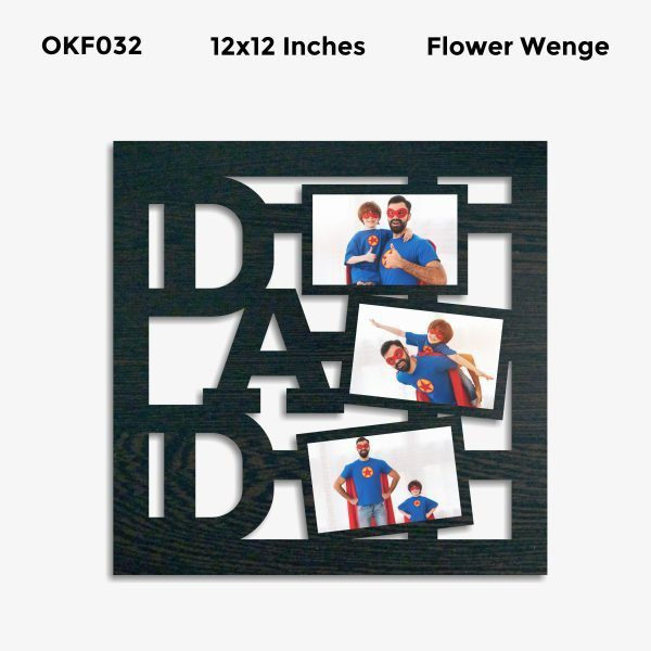 DAD Photo Frame OKF032
