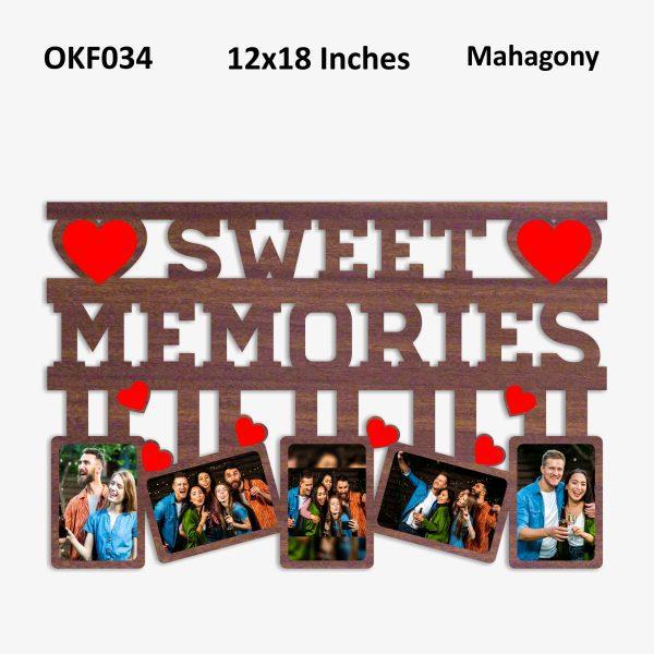 Sweet Memories Photo Frame OKF034