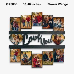 Best Personalized Love You Photo Frame OKF038