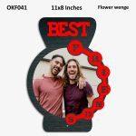 Best Friend Photo Frame OKF041