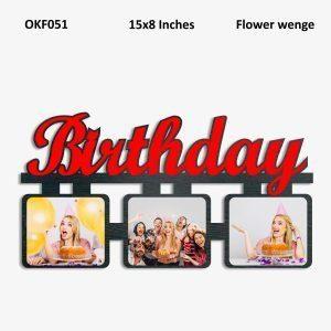 Buy Best Birthday Photo Frame OKF051