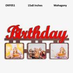 Birthday Photo Frame OKF051