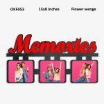 Memories Photo Frame OKF053