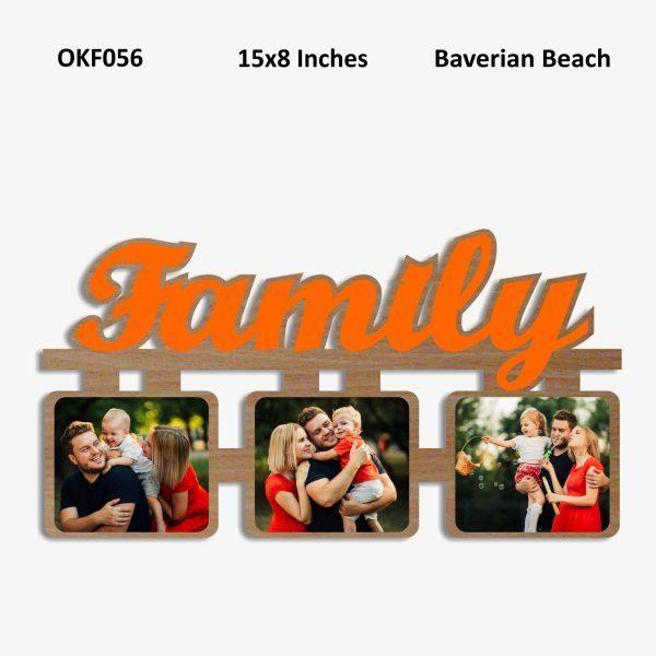 Family Photo Frame OKF056
