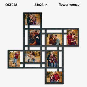 Buy Best 8 Photo Frame Collage OKF058