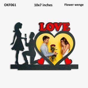 Buy Best Love Photo Frame OKF061