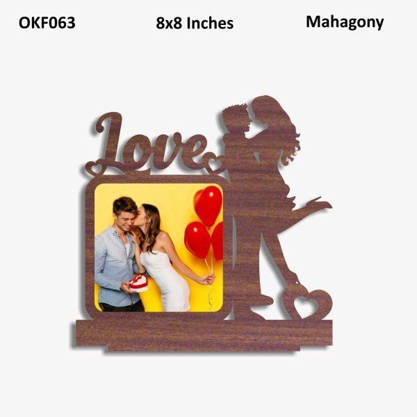Love Photo Frame OKF063