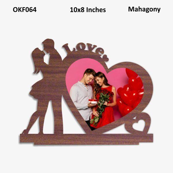 Love Photo Frame OKF064