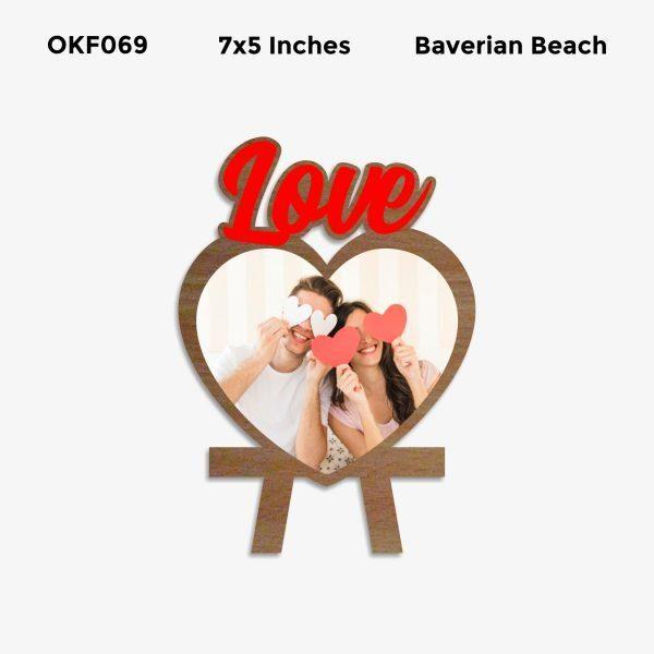 Love Photo Frame OKF069