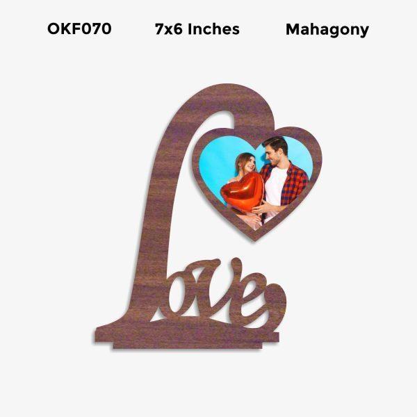 Love Photo Frame OKF070