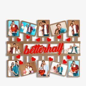 Buy Best Betterhalf Photo Frame OKF073