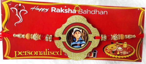 Personalized Photo Rakhi OKSR001