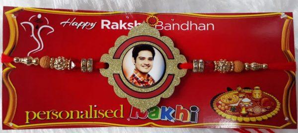 Personalized Photo Rakhi OKSR004