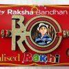 Personalized Photo Rakhi OKSR005