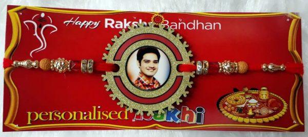 Personalized Photo Rakhi OKSR006