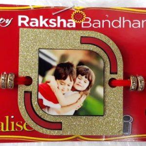 Best Personalized Photo Rakhi OKSR007