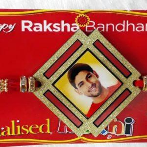 Best Personalized Photo Rakhi OKSR009