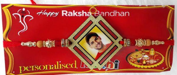 Personalized Photo Rakhi OKSR009