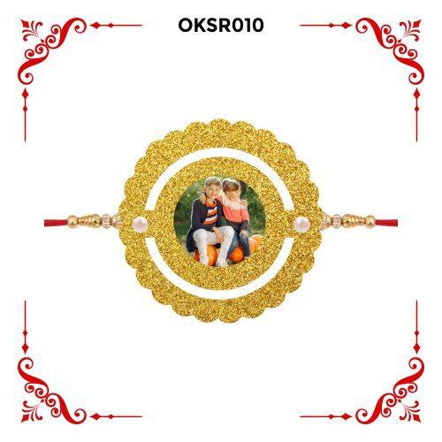 Personalized Photo Rakhi OKSR010