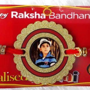 Best Personalized Photo Rakhi OKSR010