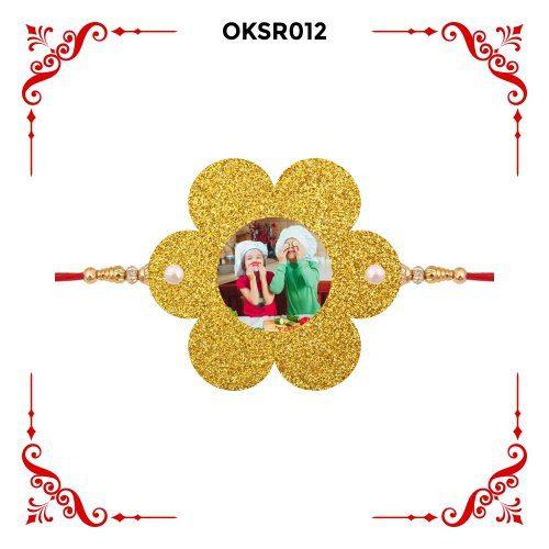 Personalized Photo Rakhi OKSR012